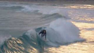 Surfing in Cyprus