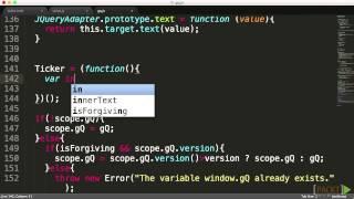 Mastering JavaScript: Creating a Singleton   packtpub.com