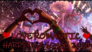 BEST LOVE - ROMANTIC HARDSTYLE SONGS 2020 (VALENTINE'S DAY SPECIAL EUPHORIC HARDSTYLE MIX) by DRAAH