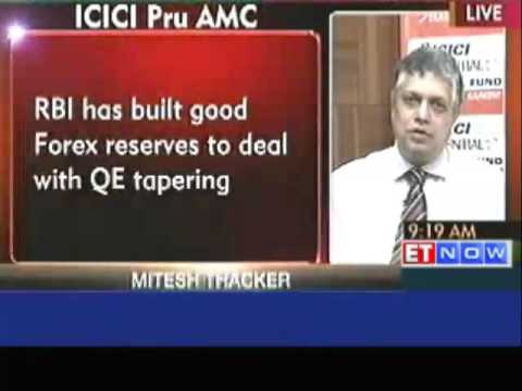 'RBI has created good forex reserves to deal with tapering'