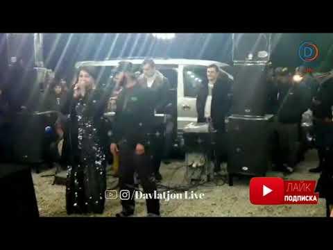 Садбарги Хофизара Умед Мачак кад дар сахна