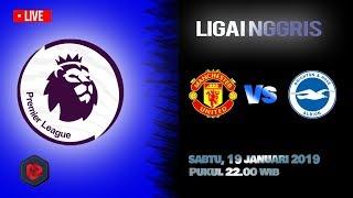 Jadwal Pertandingan Liga Inggris Manchester United Vs Brighton Albion, Sabtu Pukul 22.00 WIB