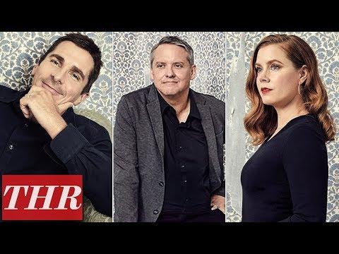 'Vice' Stars Christian Bale, Amy Adams, & Director Adam McKay Talk Dick Cheney Film | THR