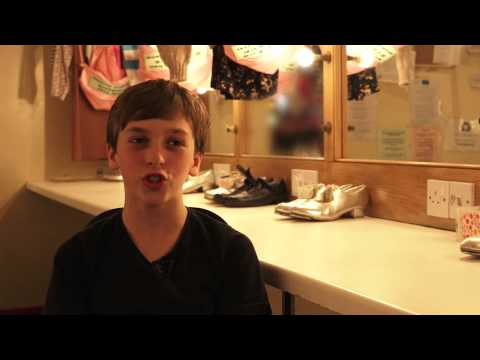 Meet the newest star of Billy Elliot The Musical