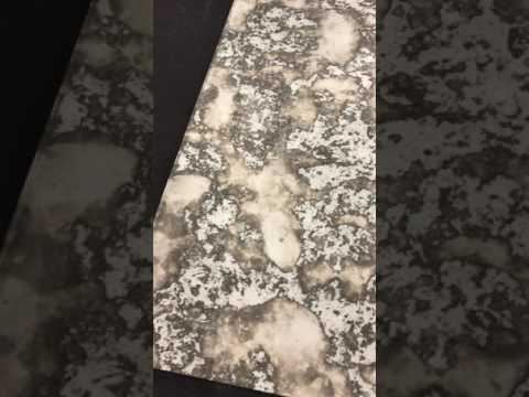 FOUNDRY ANTIQUE MIRROR GLASS SAMPLE VIDEO