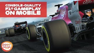 F1 Mobile Racing 2019 Official Formula 1 Android iOS Game 60fps