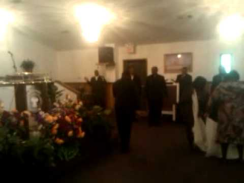 Supt Marcus J Smith Powerful of God Pt.1