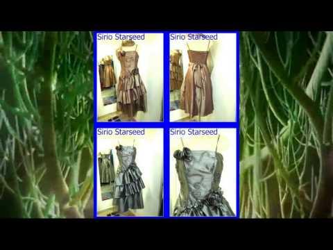 Sirio Starseed Abbigliamento.Ebay.Abiti da cerimonia.Vestiti eleganti.Abito da sera.Vestito lungo from YouTube · Duration:  4 minutes 19 seconds