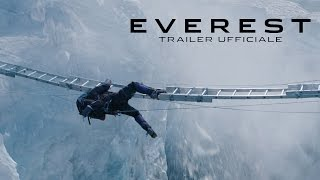 EVEREST - Teaser trailer italiano
