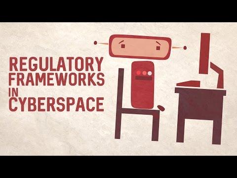 Regulatory Frameworks in cyberspace