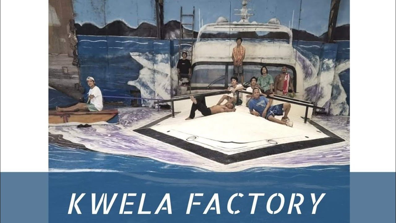 KWELA FACTORY (The Album) by NIPPON GANG  - a skate, basketball, hiphop Film