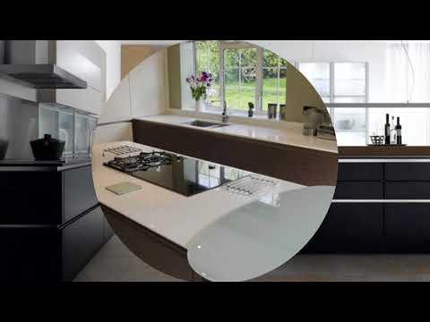 Futura Home Interior - Lacquer Modular Kitchen