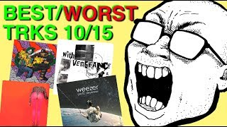 Best & Worst Tracks: 10/15 (Weezer, Will Smith, Ski Mask, Father John Misty, No Age)