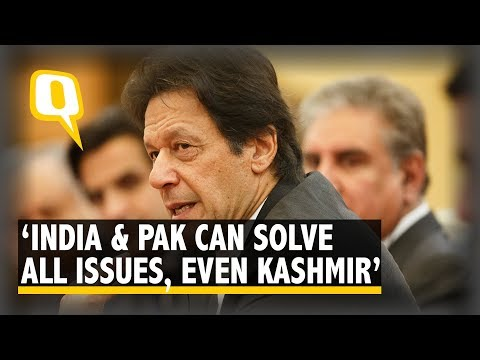PM Imran Khan Talks of Peace Between India and Pak During Kartarpur Corridor Inauguration