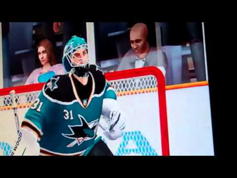San Jose Sharks Authentic Intro, Goal Horn, and Powerplay Song in NHL 12