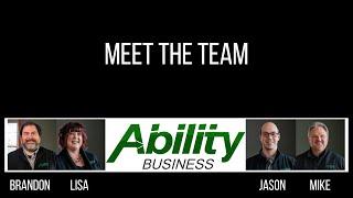 Ability Business - POS App Developer & QuickBooks Solution Provider