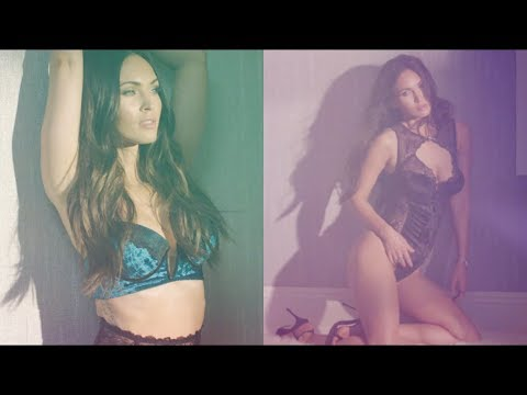 Megan Fox x Frederick's Holiday 2017 Collection