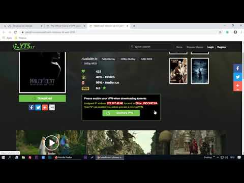 Download YTS YIFY Magnet Link Torrents movie HD