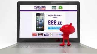 Mazuma Mobile TV Advert 2015 | Sell My Phone