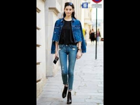 [VIDEO] - Casual Spring Outfit to Rock Denim Style 1