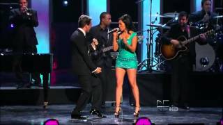 Cristian Castro - Ten Valor - Por Amarte Así ft Ana Isabelle - En Vivo