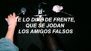 fuck fake friends - bebe rexha ft. g - eazy // español