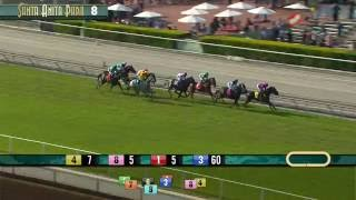Gamely Stakes Gr. I - Monday, May 30, 2016