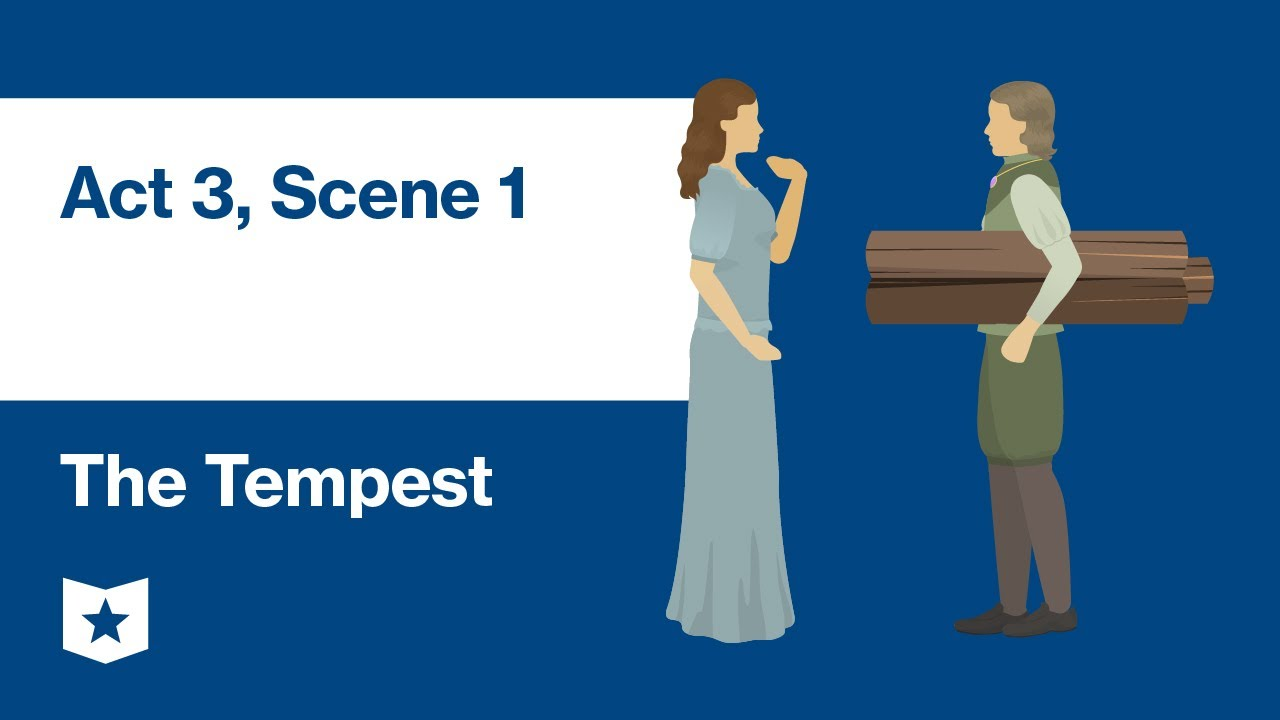 The Tempest By William Shakespeare Act 3 Scene 1 Youtube Macbeth Explanation