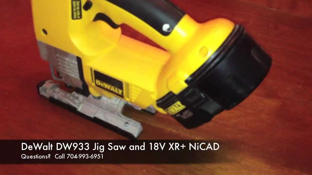 Dw933 jig saw youtube dw933 jig saw greentooth Choice Image