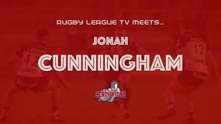 Rugby League TV meets... Jonah Cunningham