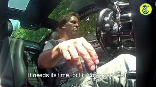 Pagani Huayra driven by Autovisie.nl (English subtitled)