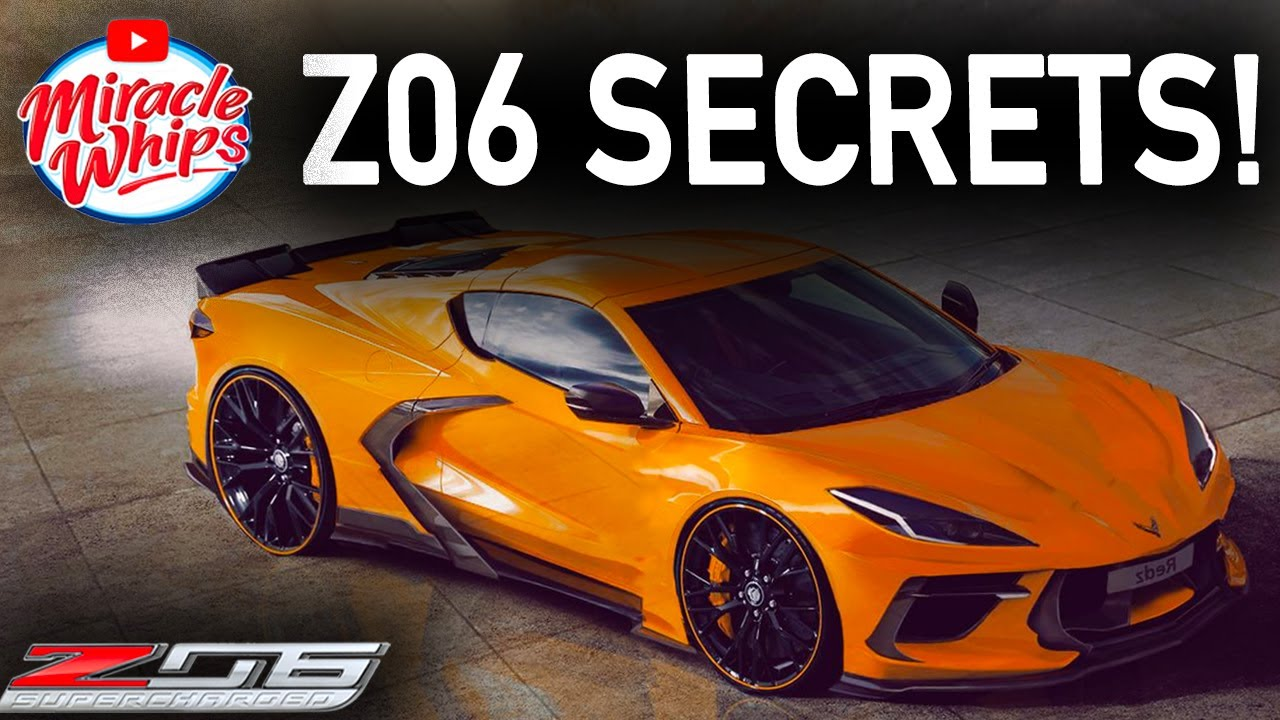 2020 Corvette Z07 Review