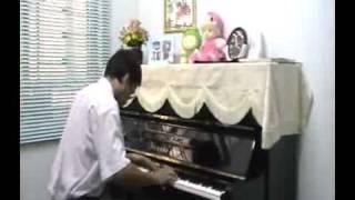 Bài không tên số 2 ( Prelude No.2) Vũ Thành An, piano by Dat Cao