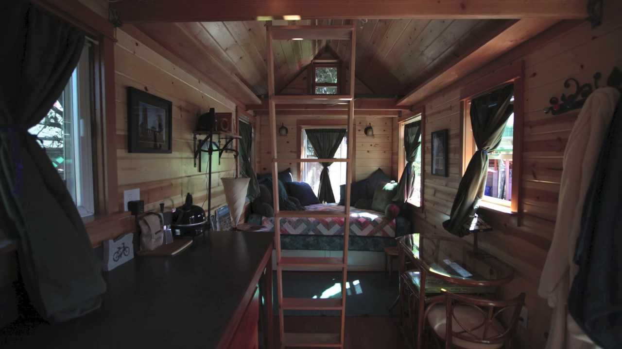 Caravan A Tiny House Hotel YouTube