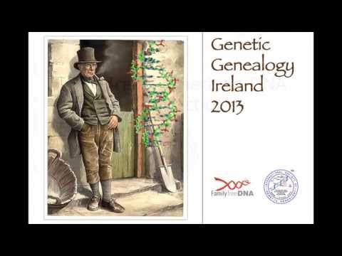 Katherine Borges - The Irish American DNA Connection