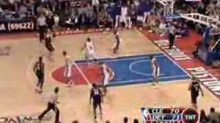 Cleveland Cavaliers vs Detroit Pistons Game 1 Highlights