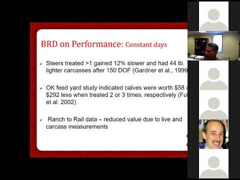 Impact of BRD on Subsequent Performance