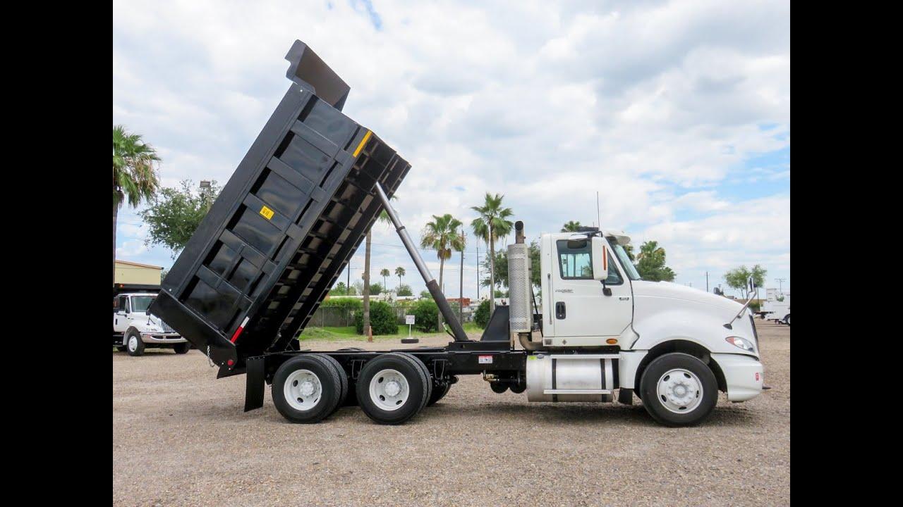 Art's Trucks & Equipment - 3618568, '11 International ProStar Dump Truck