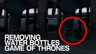 Water Bottles in Game of Thrones Season 8 Finale [4K]