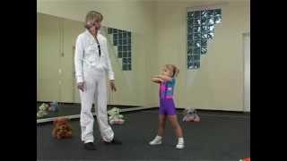 Детская аэробика  Танец