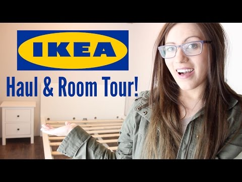 IKEA Haul & Room Tour!   Britany Burnside