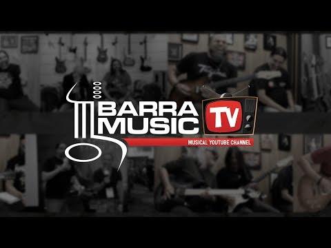 Conheça a Barramusic Tv, | A loja de instrumentos musicais do futuro!