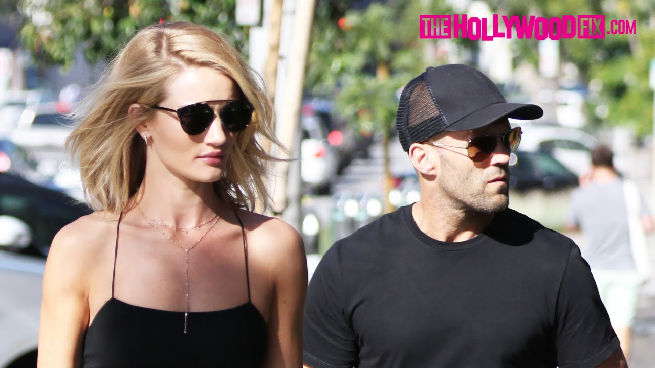 Rosie Huntington-Whiteley Shares Sons Adorable Attempt to