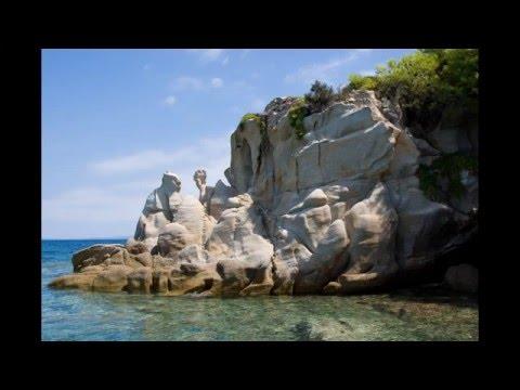 Sithonia sziklái