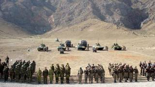 Таджикская агрессия на Катта-Туз