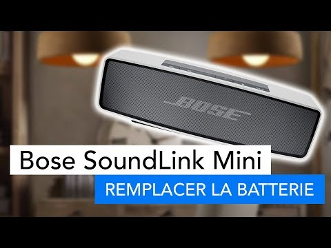 Bose SoundLink Mini - Remplacer la batterie