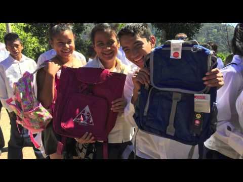 El Salvador Adopt a School Program
