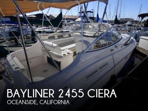 [UNAVAILABLE] Used 2002 Bayliner 2455 Ciera in Oceanside, California