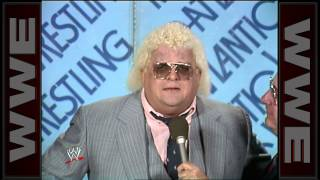 "Dusty Rhodes talks about ""hard times"": Mid-Atlantic Wrestling, Oct. 29, 1985"