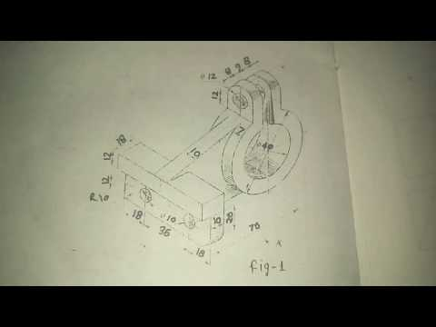 Diploma second semster engineering Drawing ED question paper polytechnics students BTE Delhi ece